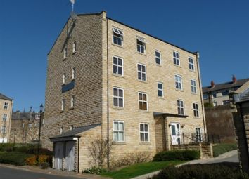Thumbnail 2 bed flat to rent in Lodge House, Britannia House, Bingley
