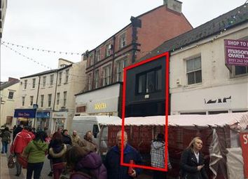 Thumbnail Retail premises to let in 244 High Street, Bangor