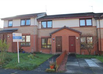 Thumbnail 2 bed terraced house to rent in Moorfoot Avenue, Glenburn, Paisley