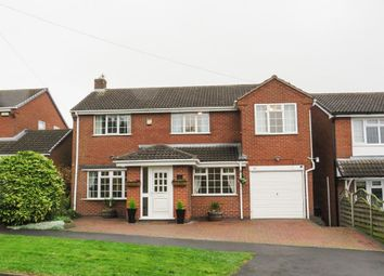 Thumbnail 5 bedroom detached house for sale in Hillside, Findern, Derby