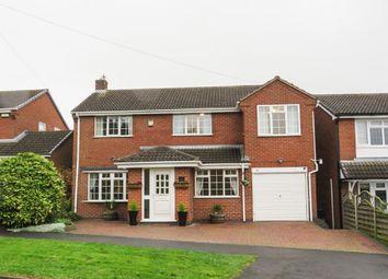 Thumbnail 5 bed detached house for sale in Hillside, Findern, Derby