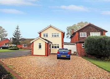 Thumbnail 3 bed detached house for sale in Marlborough Road, Stone