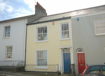 Thumbnail 4 bed terraced house for sale in Anns Place, Stoke, Plymouth