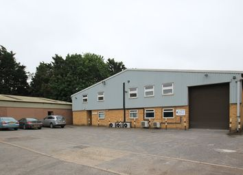 Thumbnail Warehouse for sale in Hall Road, Aylesford, Maidstone
