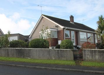 Thumbnail 2 bed semi-detached bungalow for sale in Buena Vista Drive, Plymouth