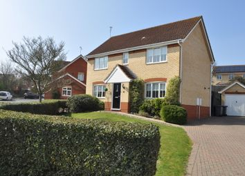 Thumbnail 3 bed detached house for sale in Kelvedon Drive, Ipswich