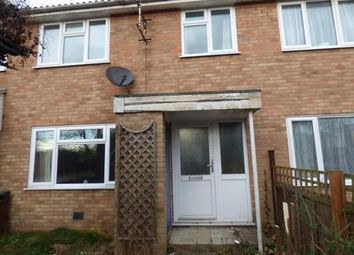 Thumbnail 3 bedroom terraced house for sale in Bury St Edmunds, Suffolk, .