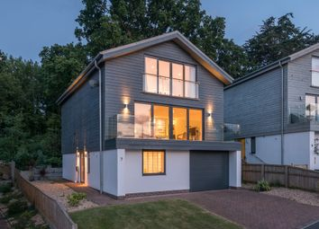 Thumbnail 5 bed detached house for sale in Solent Lawns, Gurnard, Cowes