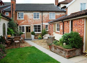 Thumbnail 3 bedroom town house for sale in High Street, Wickham Market