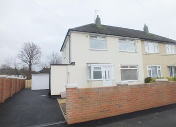 Thumbnail 3 bed semi-detached house to rent in Alderton Rise, Leeds, West Yorkshire