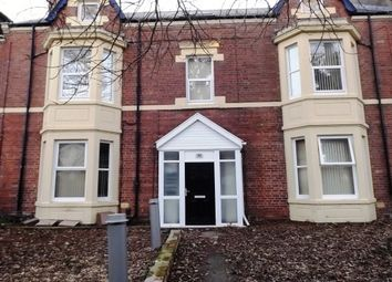 Thumbnail 1 bed flat to rent in Albany Gardens, Whitley Bay