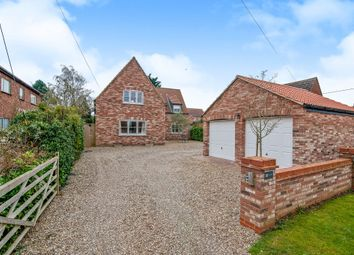 Thumbnail 4 bed detached house for sale in Lords Lane, Heacham, King's Lynn