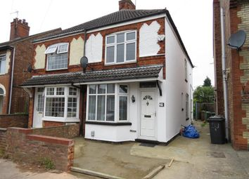 Thumbnail 3 bed property to rent in Priory Road, Peterborough