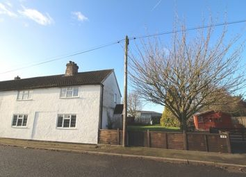 Thumbnail 3 bed semi-detached house to rent in Castle View Road, Easthorpe, Bottesford