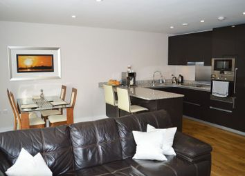 Thumbnail 2 bed flat to rent in Meadowside, London