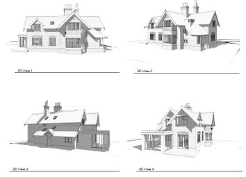 Thumbnail 4 bed detached house for sale in 1A Grove Pastures, Lymington, Hampshire