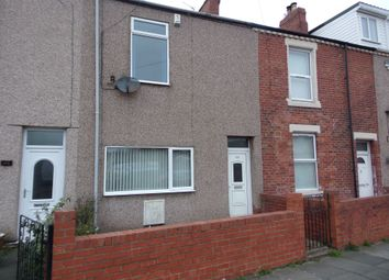 Thumbnail 2 bedroom terraced house for sale in Plessey Road, Blyth