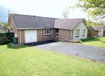 Thumbnail 3 bed detached bungalow for sale in Parklands View, Penrith