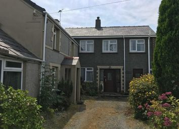 Thumbnail 4 bedroom semi-detached house for sale in Bro Hedd, Llanddeiniolen, Gwynedd