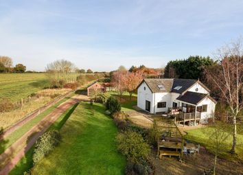 Thumbnail 5 bedroom detached house for sale in Station Road, East Rudham, King's Lynn