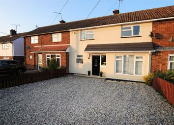 Thumbnail 3 bed terraced house for sale in Lansdowne Drive, Rayleigh