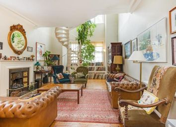 Thumbnail 5 bed semi-detached house for sale in Belsize Lane, London