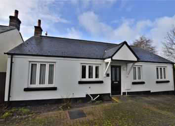 Thumbnail 3 bed detached bungalow for sale in Durant Close, North Tawton, Devon