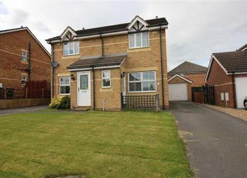 Thumbnail 2 bedroom semi-detached house for sale in Mulberry Court, Golcar, Huddersfield