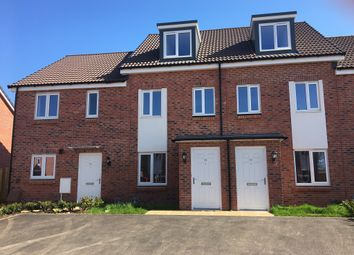 Thumbnail 3 bedroom semi-detached house for sale in Badger Way, Cranbrook, Exeter