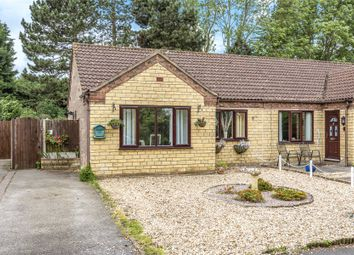 Thumbnail 2 bed bungalow for sale in Pullman Close, Metheringham