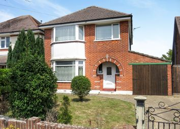 Thumbnail 3 bedroom detached house for sale in Durrington Road, Boscombe, Bournemouth