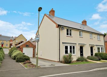 Thumbnail 3 bed semi-detached house for sale in Hobbs Road, Faringdon