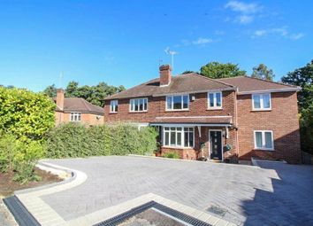 Thumbnail 5 bed property for sale in Harpesford Avenue, Virginia Water, Surrey