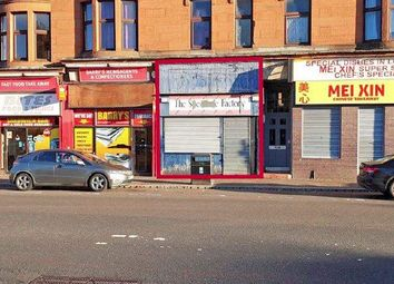 Thumbnail Retail premises for sale in Govan Road, Govan, Glasgow