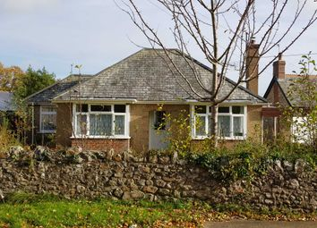Thumbnail 3 bed detached bungalow for sale in Kilmington, Axminster