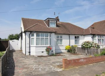 Thumbnail 2 bed semi-detached bungalow for sale in Derwent Avenue, Pinner