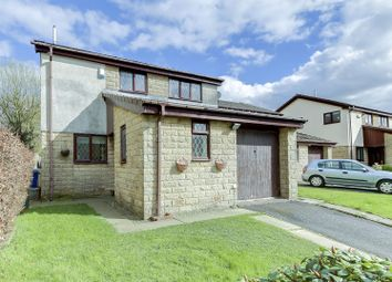 Thumbnail 4 bed detached house for sale in Downham Avenue, Constable Lee, Rossendale