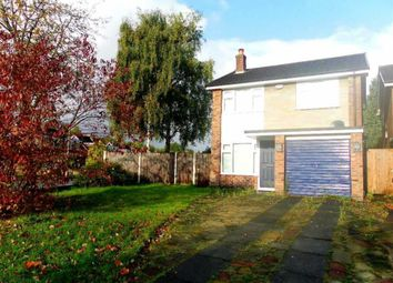 Thumbnail 3 bedroom detached house to rent in Aspen Close, Heaton Mersey, Stockport