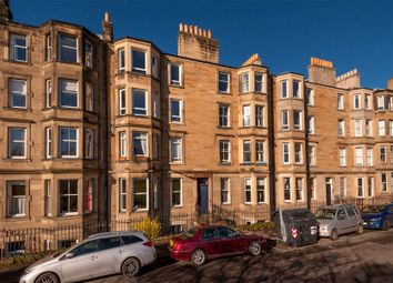 Thumbnail 2 bed flat for sale in Harrison Gardens, Shandon, Edinburgh