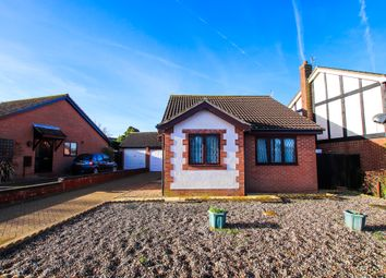 Thumbnail 2 bed detached bungalow for sale in Campion Way, Sheringham