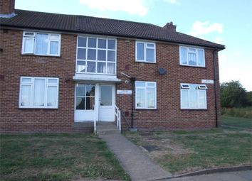 Thumbnail 1 bed flat to rent in Vanbrough Crescent, Northolt