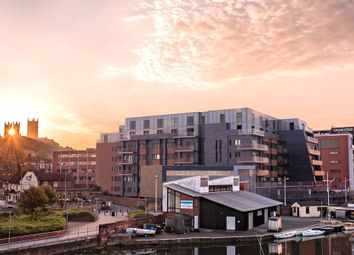 Thumbnail 1 bedroom flat for sale in Brayford Wharf North, Lincoln