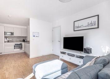 Bailey Street, London SE8. 1 bed flat
