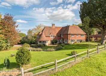 Thumbnail 4 bedroom detached house for sale in Hill Grove, Lurgashall, Petworth, West Sussex