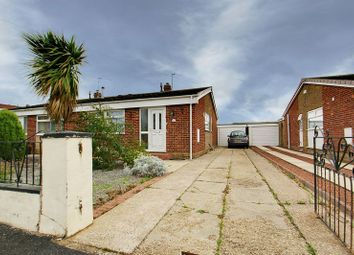 Thumbnail 2 bed semi-detached bungalow for sale in Holcroft Garth, Hedon, Hull