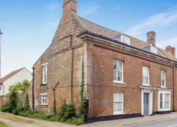 Thumbnail 4 bedroom end terrace house for sale in Station Street, Swaffham
