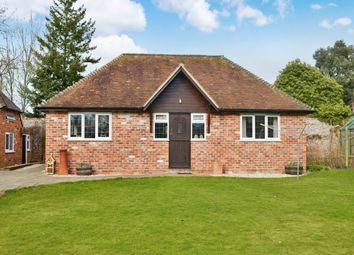 Thumbnail 2 bed bungalow to rent in Horsemoor, Chieveley, Berkshire