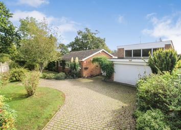 Thumbnail 3 bed detached bungalow for sale in The Bury, Pavenham, Bedford