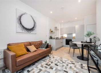 Thumbnail 1 bed flat for sale in Bath Rd, Slough