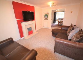 Thumbnail 4 bed detached house to rent in Kinchley Close, Bradgate Heights, Leicester